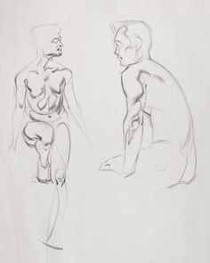 Charcoal on newsprint. Each took about 5 minutes. Drawing Course, Drawing Stuff, Life Drawing, Figure Drawing, Drawing Sketches, Drawing Ideas, Drawings, Human Anatomy Drawing, Gesture Drawing