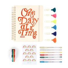 one day at a time large agenda bundle