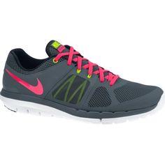 Discount Nike Womens Flex Run 2014 Running Shoes