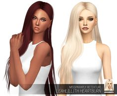 Leahlillith Heartburn: Solids at Miss Paraply via Sims 4 Updates