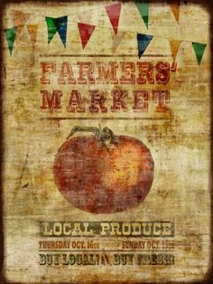 Be Fresh, Buy Local Wall Art - Inspired by the local NZ produce which is mostly all organic, and locally grown. There are regular farmer's markets in Kerikeri, NZ in th Bay of Islands. My favorite NZ fruit is a fejoa.