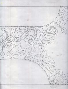 All over arm style Peacock Embroidery Designs, Hand Embroidery Patterns Flowers, Hand Embroidery Dress, Embroidery Applique, Beaded Embroidery, Pencil Design, Machine Quilting Designs, Fabric Painting, Paper Design