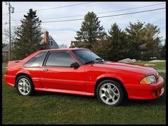 1993 Ford Mustang Cobra  347/400 HP, 5-Speed
