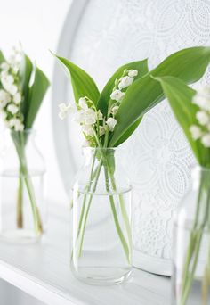 lily of the valley・muguet