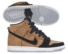 "Preview: Nike SB Dunk High ""Cork"""