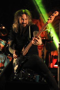 more Troy Sanders yumminess.
