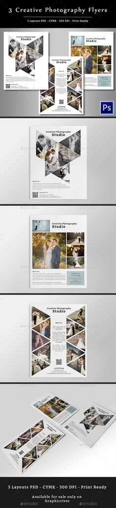 Photography Flyer Template PSD. Download here: http://graphicriver.net/item/photography-flyer/14633911?ref=ksioks