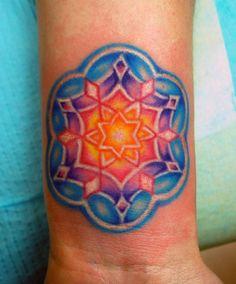 mandala tatoo color - Bing Images