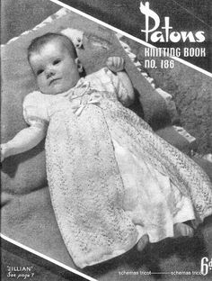 607 Best Vintage Baby Knitting Images In 2019 Knitting Projects