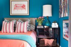 225 Best Teal Coral Living Room Inspiration Images Bedrooms