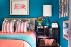 71 Best Coral Teal And Gray Images Sweet Home Cute House
