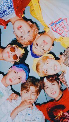 7 harika 😘 - K-Pop Namjoon, Taehyung, Bts Bangtan Boy, Bts Jimin, Seokjin, Jungkook Fanart, Foto Bts, Bts Photo, K Pop