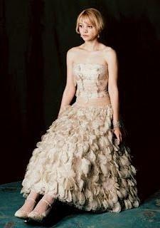 The Great Gatsby (Daisy petal dress)