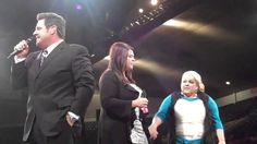The Bowling Family 2010 NQC First Appearance After Bus Accident