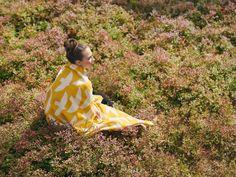 Finnish Language, Little Birds, Wool Blanket, Mustard Yellow, Merino Wool, Warm, Pure Products, Pattern, Color