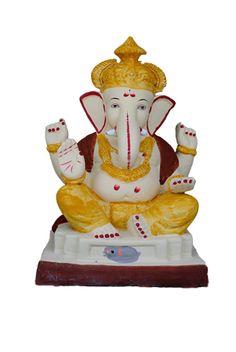 """Mond Ganesha  Height:13""""  MRP:Rs .1200"""