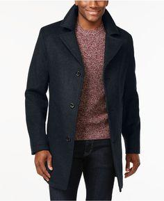 MICHAEL Michael Kors Archdale Slim-Fit Overcoat