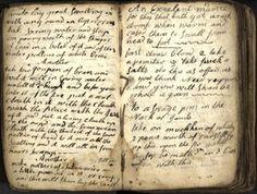 18th century Scottish herbal grimoire.