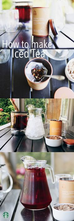 How to make Teavana Passion Tango iced tea at home: The only difference between… Refreshing Drinks, Summer Drinks, Fun Drinks, Healthy Drinks, Beverages, Summer Snacks, Healthy Summer, Tea Recipes, Cooking Recipes