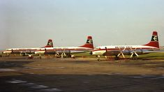 Bristol Britannia: a long-range civil turboprop airliner with a long service history Eagle Airlines, Cargo Airlines, British Airline, Concorde, Aprons, Bristol, Airplane, United Kingdom, Britain