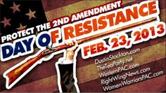"National ""Day of Resistance"" Rally Planned for Saturday, Feb 23 (.223)"