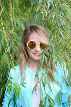 ♥ La parfaite petite veste mint ♥ #maquillage #nude #beauty #tips #headband #tiboudnez #beauty #blond #hair #blog #tutos #hair #diy #retro #look #ootd #style #fashion #french #mint #primark