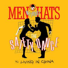 """Men Without Hats - The Safety Dance: buy 7"""", Single at Discogs"""