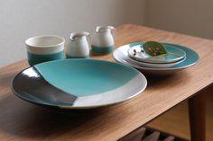 Ceramics from Nakaigama, Japan 中井窯
