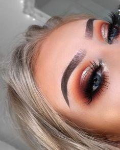 Makeup look by Georgia Harbridge. Brows: Anastasia Beverly Hills dipbrow pomade. Afflink.
