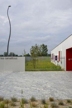 RINALDI & LEVADE ARCHITECTES Creche du Lherm - France Crédits Photos Michel Carossio