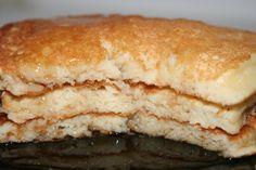 No Pain, No Grain: Coconut Flour Pancakes