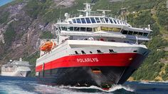 Long, rugged and packed with natural marvels, a coastal cruise beyond the Arctic circle.