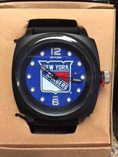 New York Rangers NHL wrist watch