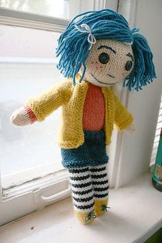 Ravelry: pistolheart's Coraline Doll