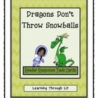 DRAGONS DON'T THROW SNOWBALLS Bailey School Kids * Reader Response Task Cards  Higher-order, quality questions from each chapter, including content and academic vocabulary.  * Perfect for partner/group discussions, literatur...