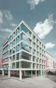 PSD Bank Office Building / Bayer & Strobel Architekten