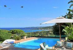 A beautiful view to St Tropez in a closed domaine close to the beach #St_Maxime  For sale, Gulf of Saint-Tropez, Sainte-Maxime, enjoying a magnificent sea view, VILLA 5 rooms with heated swimming pool.   Quiet, facing south. https://aiximmo.ch/?p=294638  #frenchriviera #cotedazur #mallorca #marbella #sainttropez #sttropez #nice #cannes #antibes #montecarlo #estate #luxe #provence #immobilier #luxury #france #spain #monaco #miami #realestates #immobilier #immobilien
