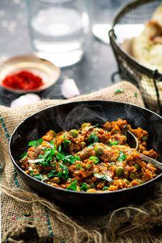 Jul 26, 2018 - Baingan Bharta or Smoked Eggplant Curry national cuisines of India. Baingan Bharta is popular in North India. Baingan Bharta eaten with roti,naan, paratha. Best Vegetarian Recipes, Curry Recipes, Indian Food Recipes, New Recipes, Healthy Recipes, Ethnic Recipes, Veggie Recipes, Delicious Recipes, Favorite Recipes