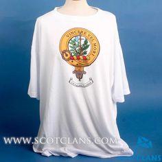 MacLaine Clan Crest T Shirt