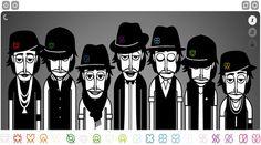 Incredibox, simpática aplicación web para componer canciones a capela con unos divertidos personajes