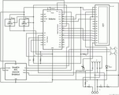the 57 best puter parts images on pinterest in 2018 puters Simple Schematic Diagrams Circuits car lcd display with rtc schematic