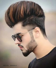 Indian Hairstyles Men, Cute Hairstyles For Boys, Trending Hairstyles For Men, Stylish Mens Haircuts, Popular Mens Hairstyles, Mens Hairstyles With Beard, Boy Hairstyles, Haircuts For Men, Beard Styles For Men