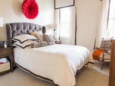 Pictures of the HGTV Smart Home 2016 Terrace Bedroom >> http://www.hgtv.com/design/hgtv-smart-home/2016/terrace-bedroom-pictures-from-hgtv-smart-home-2016-pictures?soc=pinterest