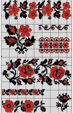 (2) Gallery.ru / Фото #110 - вишиванки та різні взори - 417lilu