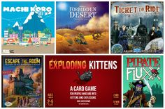 11 of the very best board games for older kids, 10 and up.