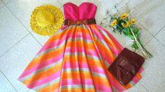 Baiadera skirt