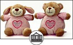 Keel Toys de bébé Première chiot puffball Rose 15cm  ✿ Regalos para recién nacidos - Bebes ✿ ▬► Ver oferta: http://comprar.io/goto/B00CLABWEU