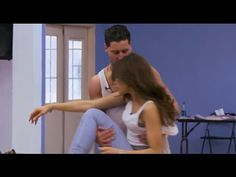 DWTS HD Zendaya & Val - The First MEETING & First Rehearsal - Dancing With The Stars