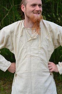 Viborg shirt by Trollkona