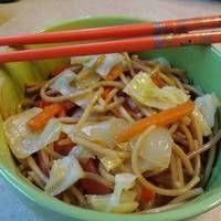 Kínai sült tészta Cabbage, Chicken, Vegetables, Ethnic Recipes, Food, Meal, Eten, Vegetable Recipes, Meals